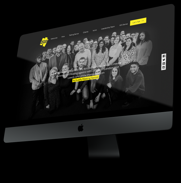 ams-website